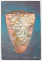 Phoenician Jar 1 by Anne Irons