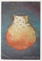 Phoenician Jar 2 by Anne Irons