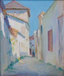 Mexican Alley by D. J. Macintosh
