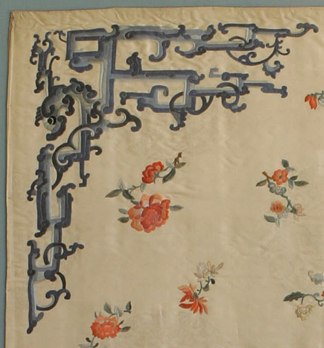 Large Chinese Embroidery(Chinese Textile)