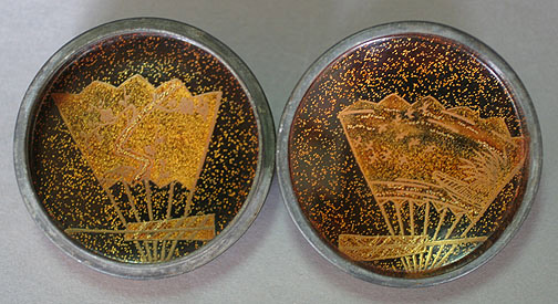Lacquer Box(Japanese Lacquer)