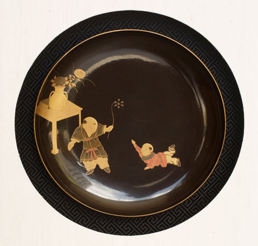 Lacquer Plate(Japanese Lacquer)