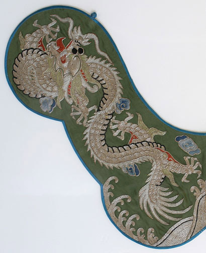 Chinese Embroidered Collar(Chinese Textile)