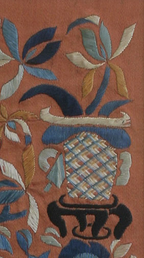 Embroidered Silk(Chinese Textile)