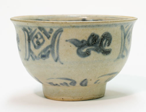 Annamese Bowl(Southeast Asian Functional Object)