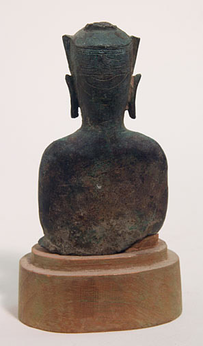 Bronze Buddha(Southeast Asian Sculpture)