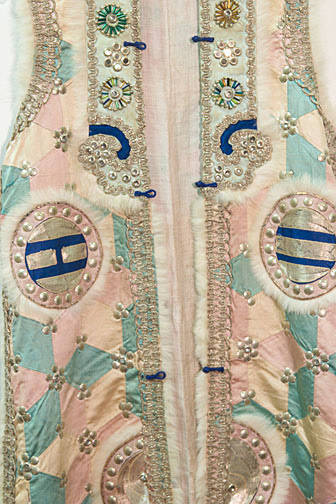 Chinese Silk Vest(Chinese Textile)