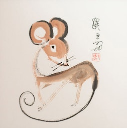 Year of the Rat by H. H. Wong 黃可鏗