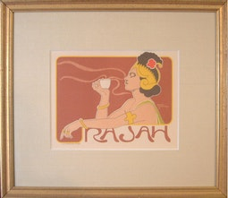 Rajah - French Art Nouveau