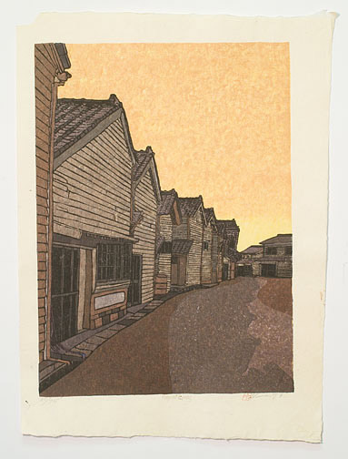 Forgotton Way (60/75) by Joshua Rome(Japanese Print)