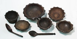 Ifugao Bowls and Spoons