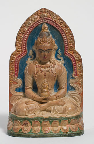 Amitayus(Indian Sculpture)