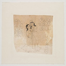 Erotic Indian Sketch
