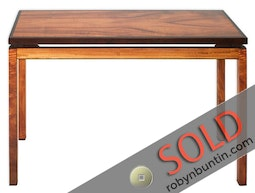 Entry Table by Joel Bright