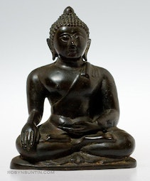 Burmese Seated Buddha