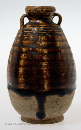 Sawankalok Bottle(Southeast Asian Functional Object)
