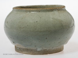 Small Grey Celadon Vessel