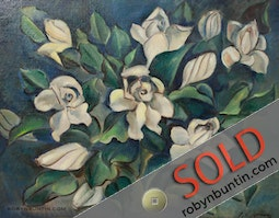 Gardenias by John Young