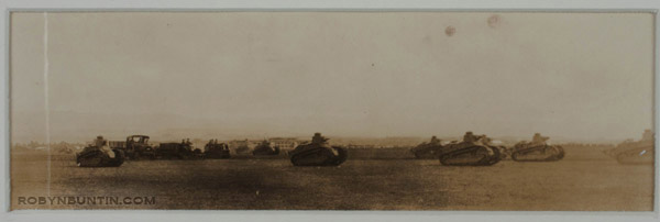 19th Infantry Parade Grounds(Hawaiian Photograph)