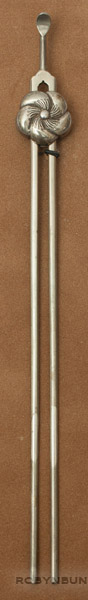 Silver Hairpin(Japanese Jewelry)