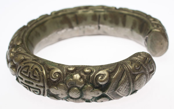 Silver Bracelet(Chinese Jewelry)
